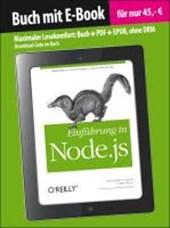 Einführung in Node.js (Buch mit E-Book)
