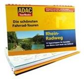 """ADAC TourBooks - Die schönsten Fahrrad-Touren - """"Rhein-Radweg"""""""