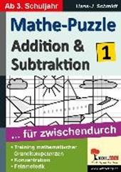 Mathe-Puzzle ... für zwischendurch / Band