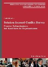Solution-focused Conflict Survey | Chris Zvitkovits |