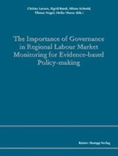 The Importance of Governance in Regional Labour Market Monitoring for Evidence-based Policy-Making