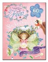 Vergissmeinnicht - Feen Stickerbuch. Der Feen-Zauberstab