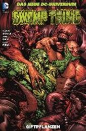 Swamp Thing | Charles Soule |