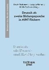 Deutsch als zweite Bildungssprache in MINT-Fächern