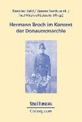 Hermann Broch im Kontext der Donaumonarchie | auteur onbekend |