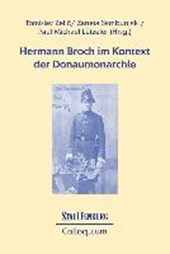 Hermann Broch im Kontext der Donaumonarchie