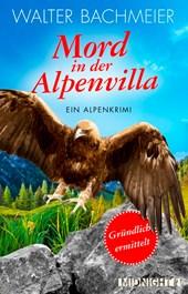 Mord in der Alpenvilla