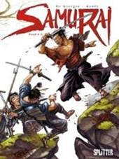 Samurai Gesamtausgabe 2 (Band 4 - 6)