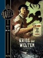 H.G. Wells. Krieg der Welten Teil