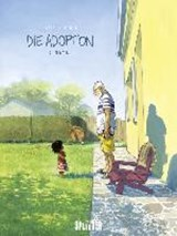 Die Adoption 01. Qinaya | Zidrou |