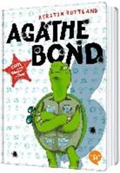 Agathe Bond 01. Cool wie das Wasser im Pool