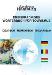 Dreisprachiges Wörterbuch für Tourismus