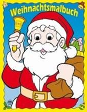 Weihnachtsmalbuch Kulleraugen Weihnachtsmann
