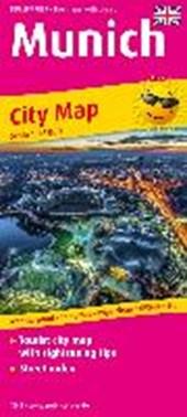 Munich City Map (engl) 1:18