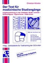 Der Test für medizinische Studiengänge. Aufgabensammlung zu dem Untertests