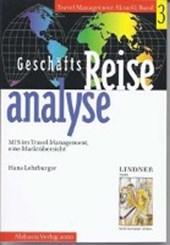 Geschäftsreise-Analyse