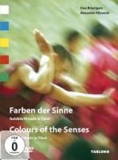 Farben der Sinne - Gelebte Rituale in Tibet. Buch und DVD-Video