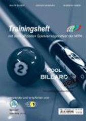 Pool Billard Trainingsheft PAT