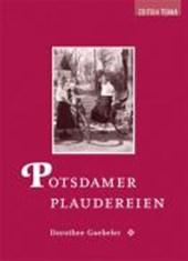 Potsdamer Plaudereien