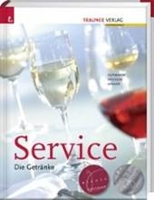 Service. Die Getränke