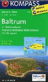 Baltrum im Nationalpark Niedersächsisches Wattenmeer 1 :