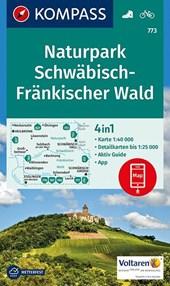 Kompass WK773 Naturpark Schwäbisch-Fränkischer Wald