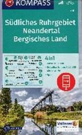 Kompass WK756 Südliches Ruhrgebiet, Neandertal, Bergisches Land