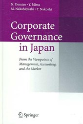 Corporate Governance in Japan | Nobuyuki Demise |