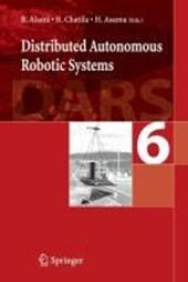 Distributed Autonomous Robotic System