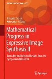 Mathematical Progress in Expressive Image Synthesis II