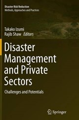 Disaster Management and Private Sectors |  |