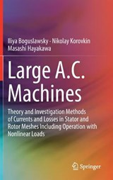 Large A.C. Machines | Iliya Boguslawsky |