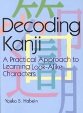 Decoding Kanji