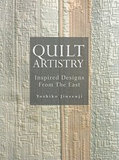 Quilt artistry : inspired designs from the east
