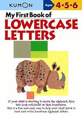 My First Book Of Lowercase Letters |  |