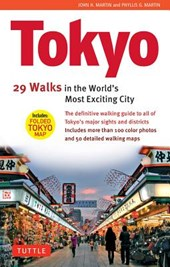 Tokyo : 29 walks in the world's most exciting city