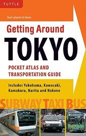 Getting around in tokyo