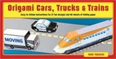 Origami Cars, Trucks & Trains Kit