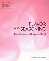 Flavor and seasoning : dashi, umami and fermented food