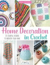 Home Decoration in Crochet