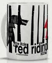 The Little Red Riding Hood Mug