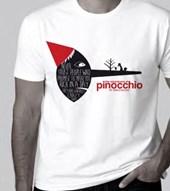 The Adventures of Pinocchio T-shirt, Medium