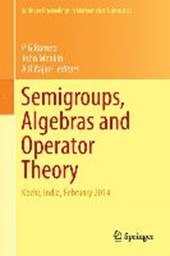 Semigroups, Algebras and Operator Theory |  |