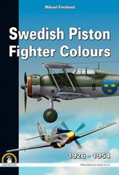 Swedish Fighter Colours 1925 -