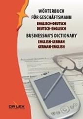 Wörterbuch für Geschäftsmann. Englisch-Deutsch, Deutsch-Englisch
