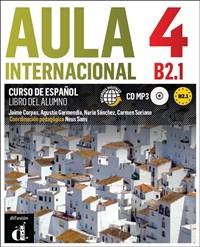 Aula Internacional 4 Libro del alumno + MP3 versión original | auteur onbekend |