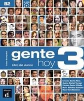 Gente Hoy 3 Libro del alumno + CD versión original