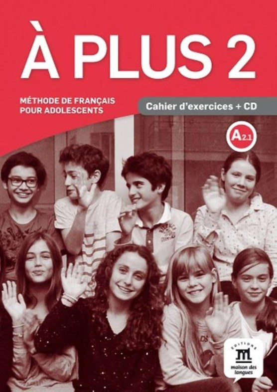 À plus 2 Cahier d´exercices + CD