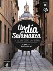 Un día en Salamanca + MP3 - A1