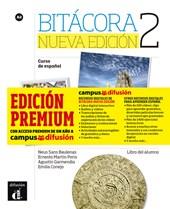Bitácora 2 nueva edición libro del alumno + MP3 versión Premium
